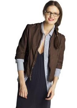 Brown Jacket