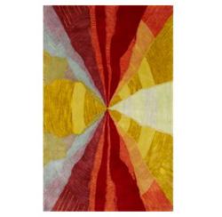 vibrant rug