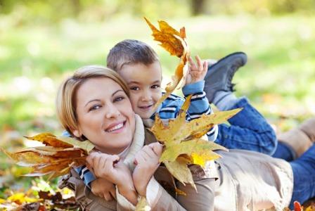 Family fun for fall