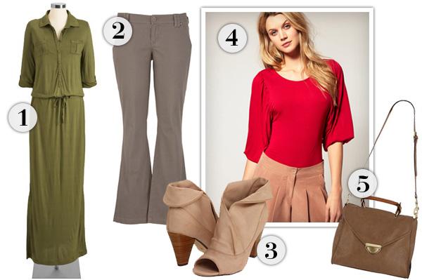 Fall fashions under $50