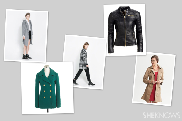 Outerwear look | SheKnows.com