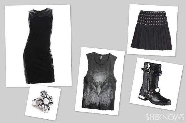 Revamped rocker chic look| SheKnows.com