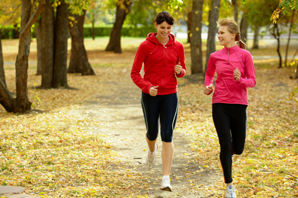 Fall fitness trends