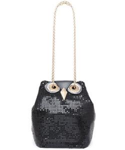 Sparkly night owl bag