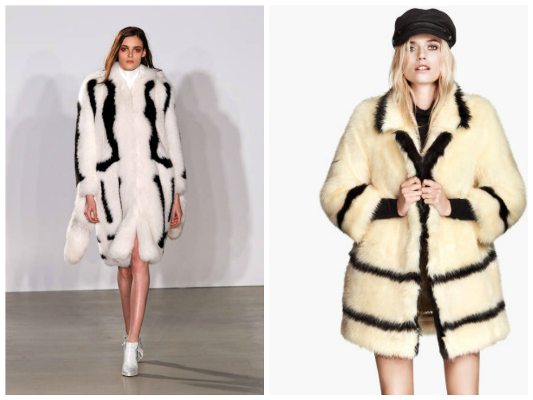 Fur for fall