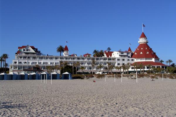 Coronado Beach, California