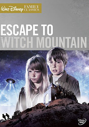 Escape to Witch Mountain - Family movies