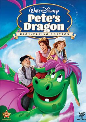 Pete's Dragon - Family movies