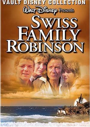 Swiss Family Robinson - Family movies