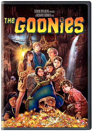 The Goonies - Family movies