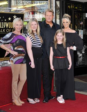 Gary Lovox and family