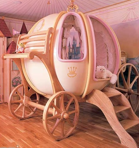 The Crowning Glory In Princess Room Design