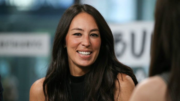 Joanna Gaines Says Growing Up Half