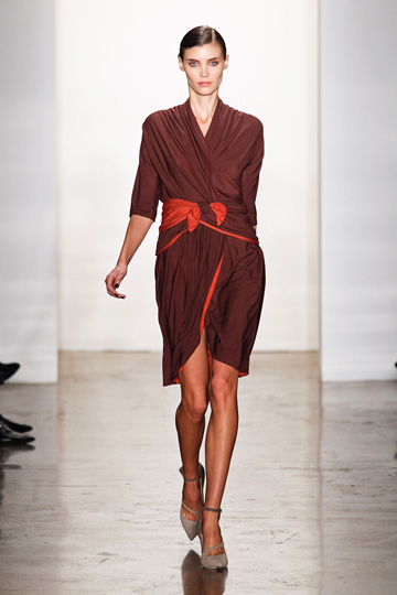 New York Fashion Week -- Color trends