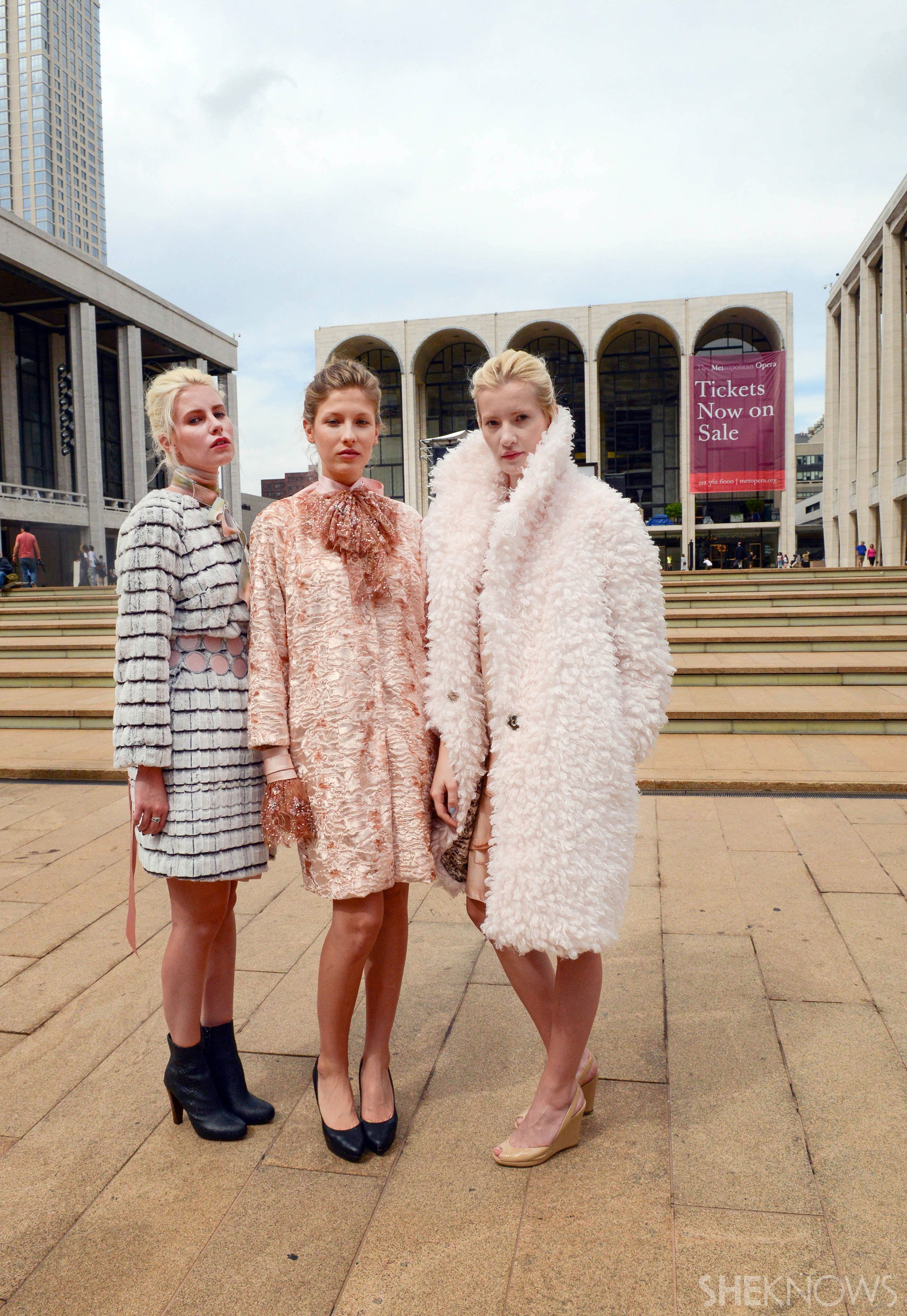Fashion Week wraps up 1