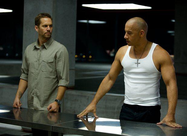 Vin Diesel in Fast & Furious