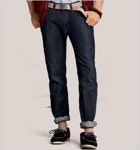 Land's End Canvas Slim Fit Jeans, $60