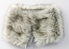 Faux Fur Neckwarmer