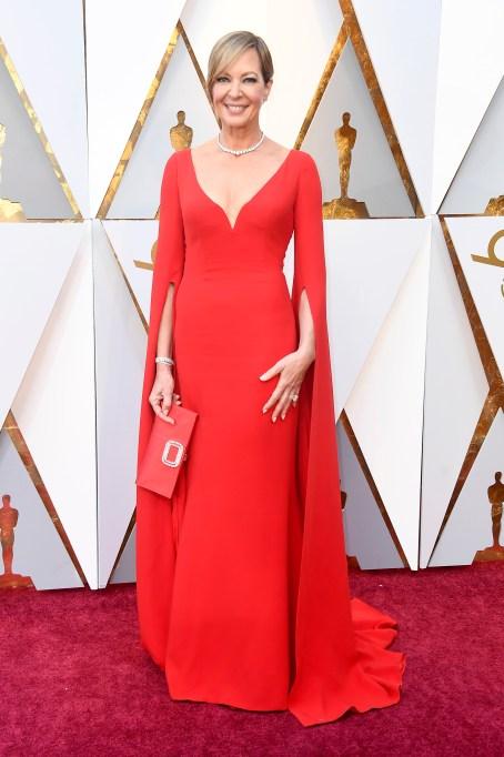 Allison Janney Oscars 2018