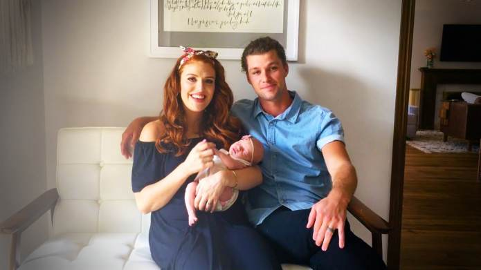 You'll Never Guess Why Audrey Roloff