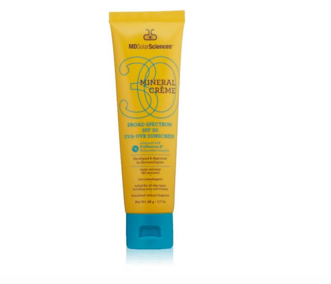 MDSolarSciences sunscreen