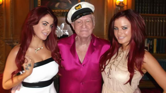 Is Playboy founder Hugh Hefner dead