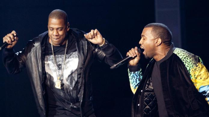 Kanye omits Jay Z's name in
