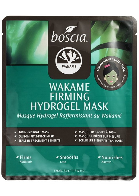 The Best Anti-Aging Products to at Sephora Right Now: Boscia Wakame Firming Hydrogel Mask | Anti Aging Skincare 2017