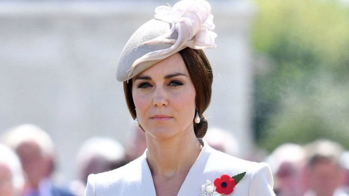 People Are Actually Shaming Kate Middleton