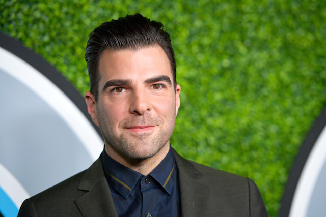 Check out these celebrities' Starbucks orders: Zachary Quinto