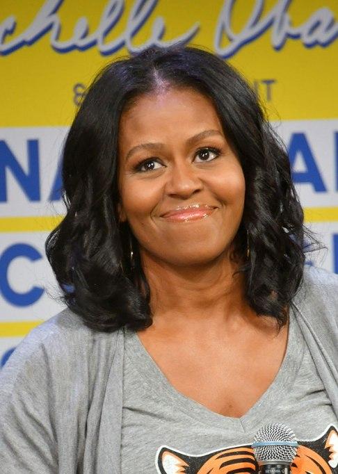 Michelle Obama Bob