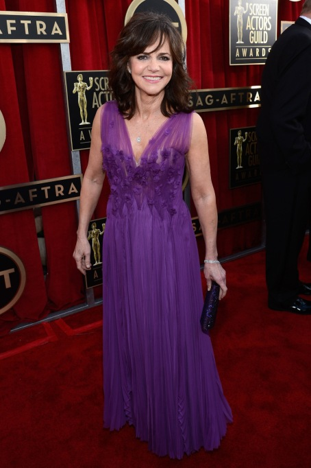 Ultra Violet On The Red Carpet | Sally Fields