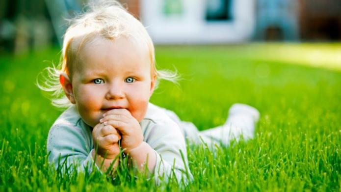 Your baby's first outdoor experiences