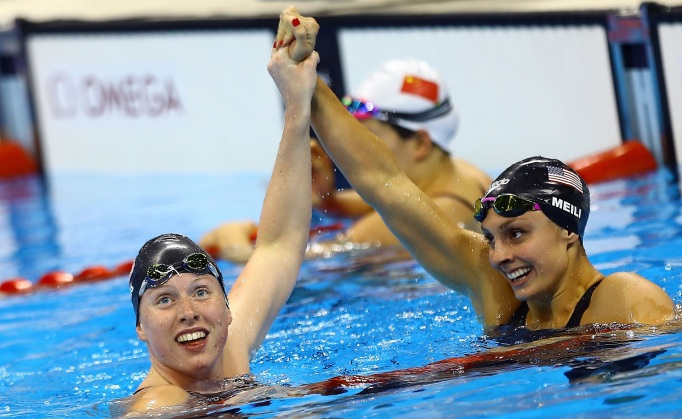 Lilly King Olympics 2016