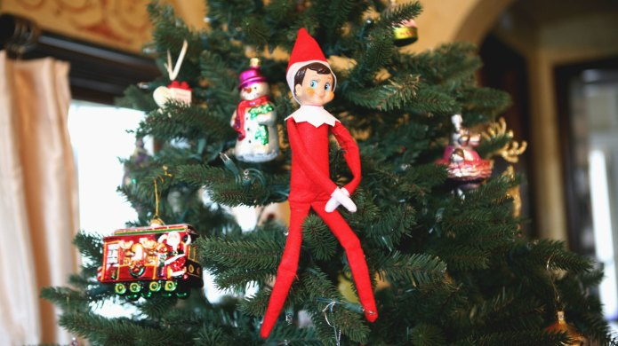 38 creative Elf on the Shelf