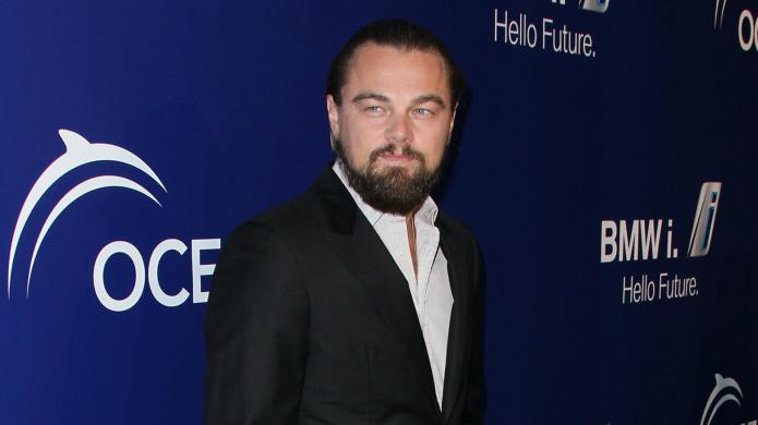 Leonardo DiCaprio's newest role is UN
