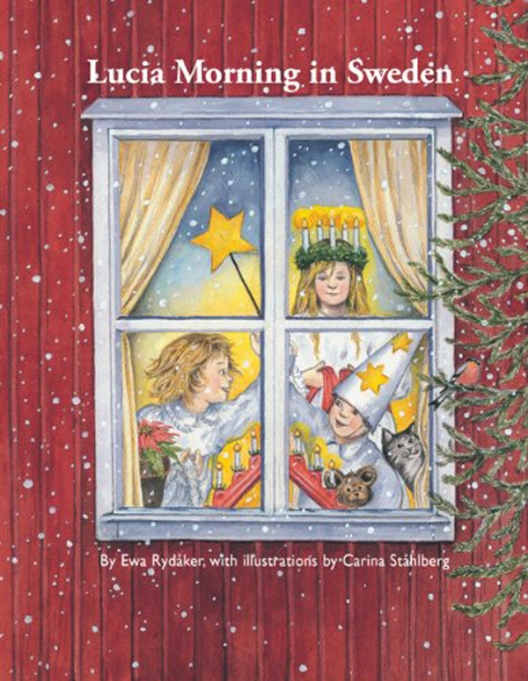 Winter Holiday Book for This Season | 'Lucia Morning In Sweden'