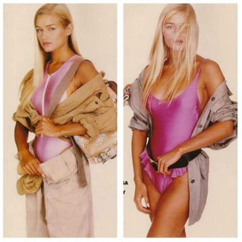 36 Throwback Pics of Yolanda Hadid Being All Cute With ...  36 Throwback Pi...