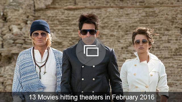 february 2016 movies slideshow