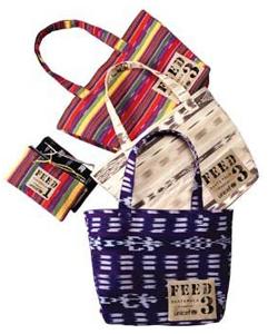 FEED 3 Guatemala bag