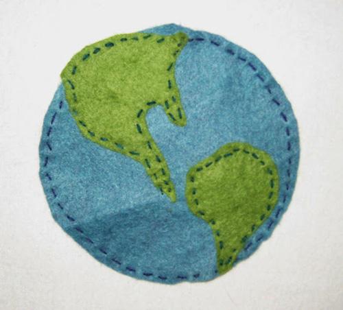 Felt Earth