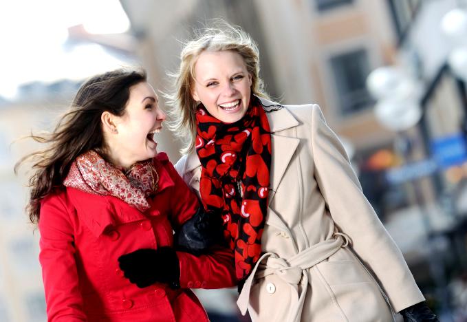 Friends - women