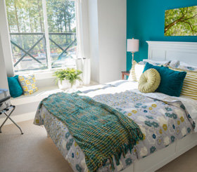 A Comfortable Guest Room