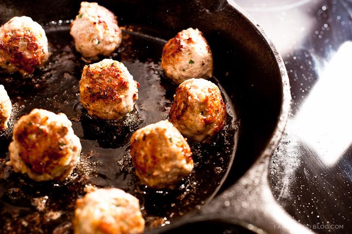 fennel meatballs