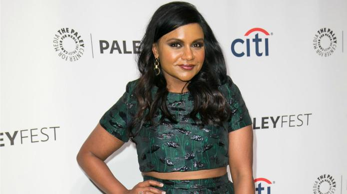 VIDEO: Mindy Kaling mocks Harvard Law