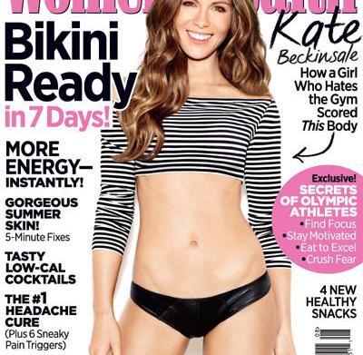 Celebrity mom cover stories: Kate Beckinsale,