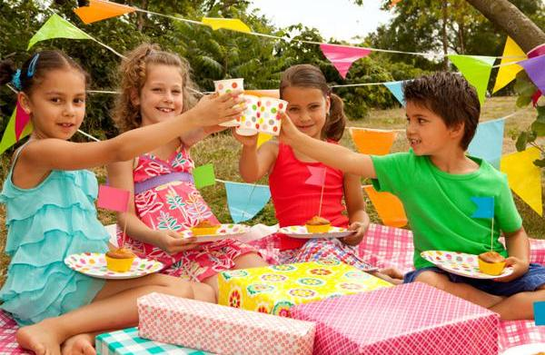 6 Spring party themes for kids