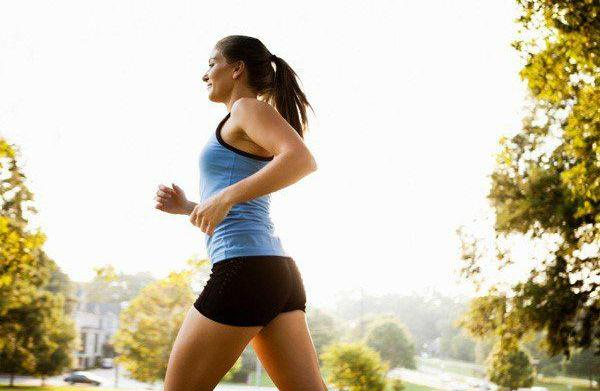 How to achieve proper running form