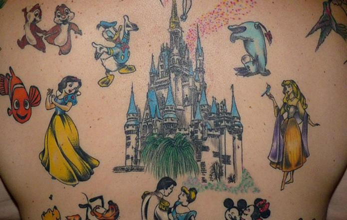 12 Disney tattoo FAILS that seriously