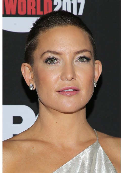 Dramatic Celebrity Hair Makeovers | After: Kate Hudson